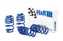H&R lowering springs BMW F11 5 series