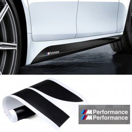 BMW M Performance stripe dekaler Original