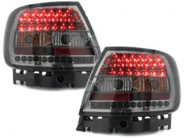 Audi A4 B5 LED Baklampor Smoke Svart (Sedan)
