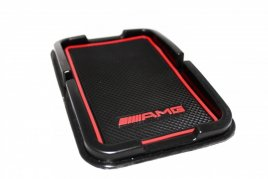 Mercedes AMG phone holder - anti slip pad mat