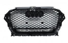 Audi A3 8V RS Grill Honeycomb 2012-2015