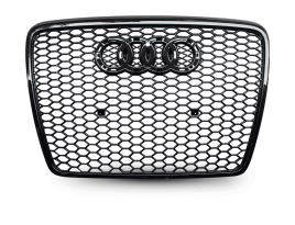 Audi A6 C6 RS Grill Honeycomb 2004-2011