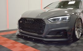 Audi S5 B9 Racing Fram Splitter
