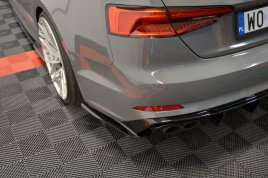 Audi S5 B9 Racing Bak Splitters