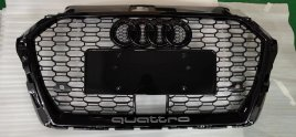Audi A3 8V RS Grill Honeycomb 2016-2018 (Med ACC)