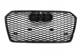 Audi A7 C7.5 RS Grill Honeycomb 2015-2018