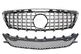 Mercedes CLS C218 GT R Krom Grill 2011-2014