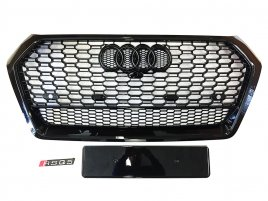 Audi Q5 RS Grill Honeycomb 2017-2020