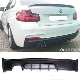 BMW F22 F23 M Performance Diffuser