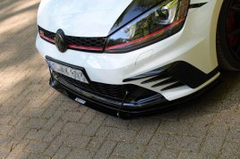 Volkswagen Golf 7 GTI Clubsport Racing Fram Splitter 2016-2018