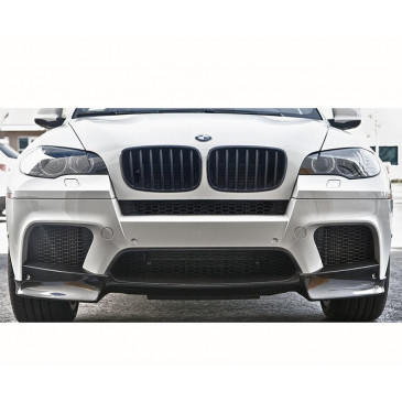 Bmw E70 E71 M Performance Carbon Fiber Front Splitter
