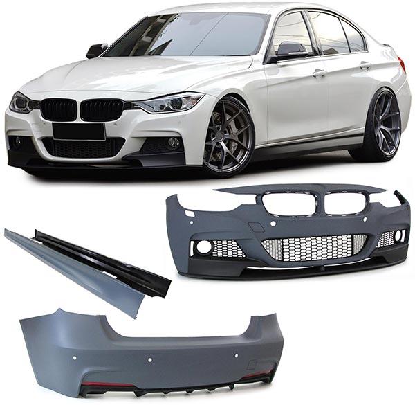BMW F30 F31 M Sport Kjolpaket