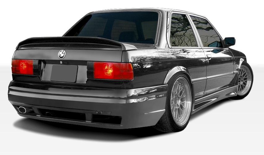 Bmw E30 Rear Bumper