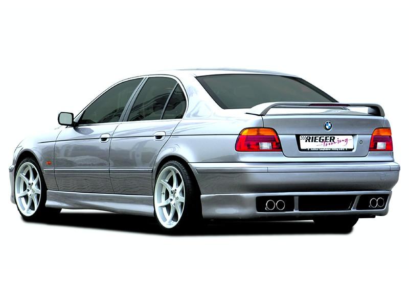Bmw E39 Rear Trunk Spoiler Wing E39 95 04