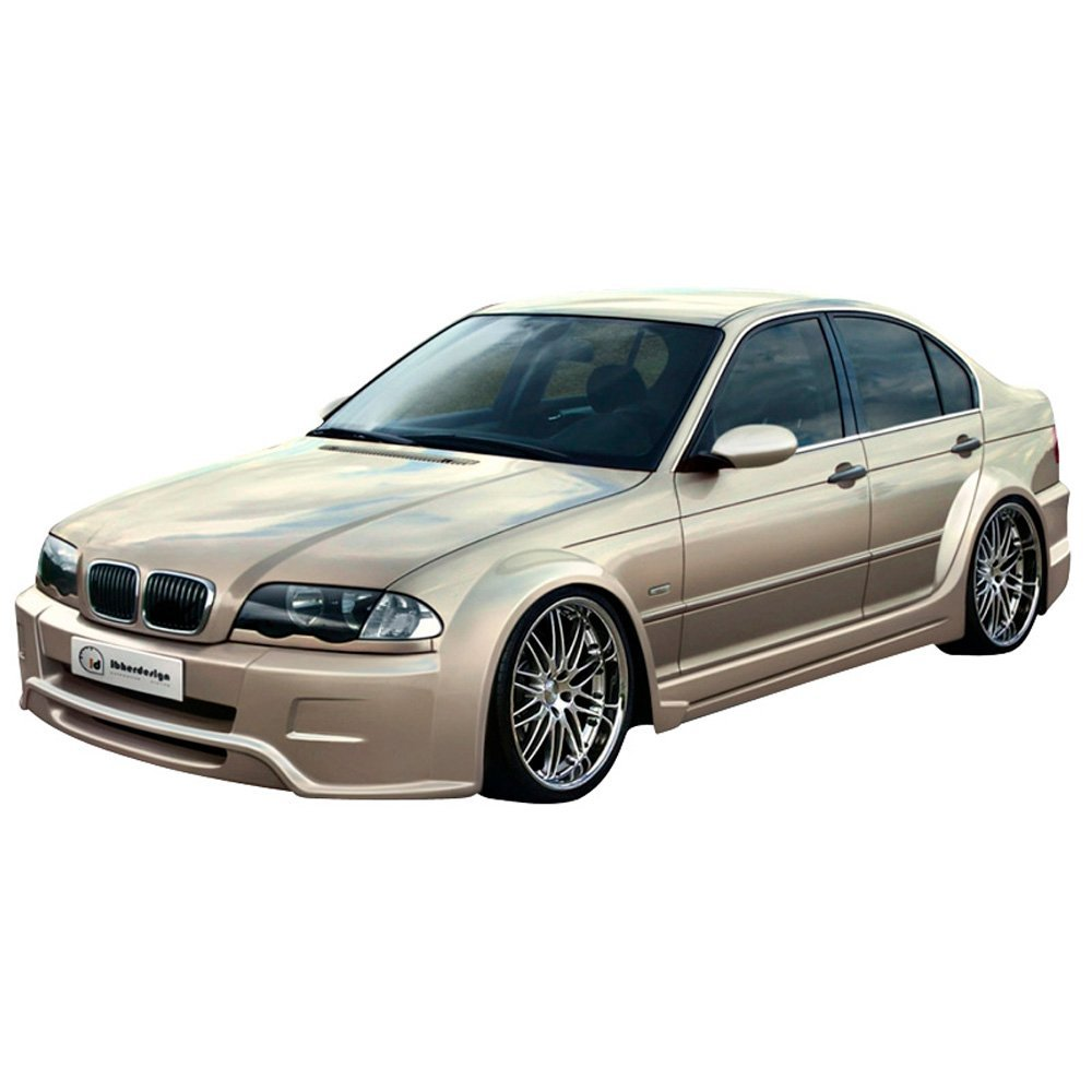 Bmw E46 Sedan Widebodykit Cosmic