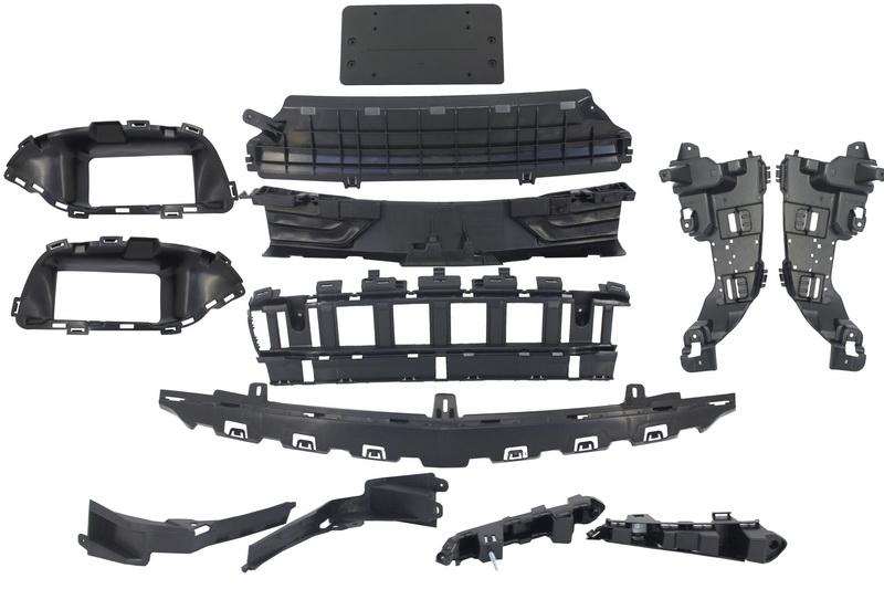 Mercedes W205 C63 Body Kit