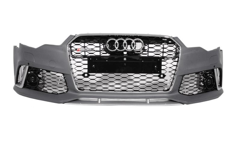 Audi A6 RS Front Bumper 2011-2018
