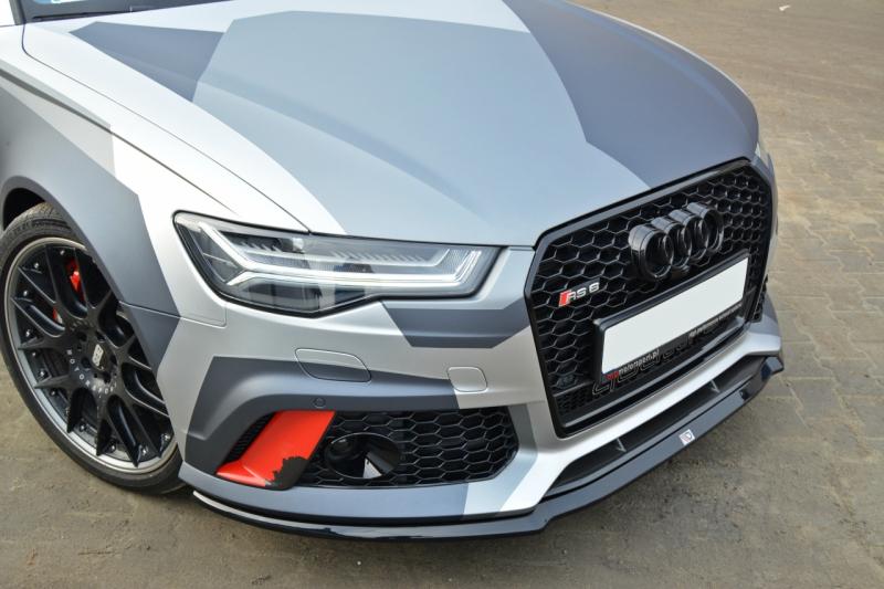 Audi RS6 C7 Front Lip