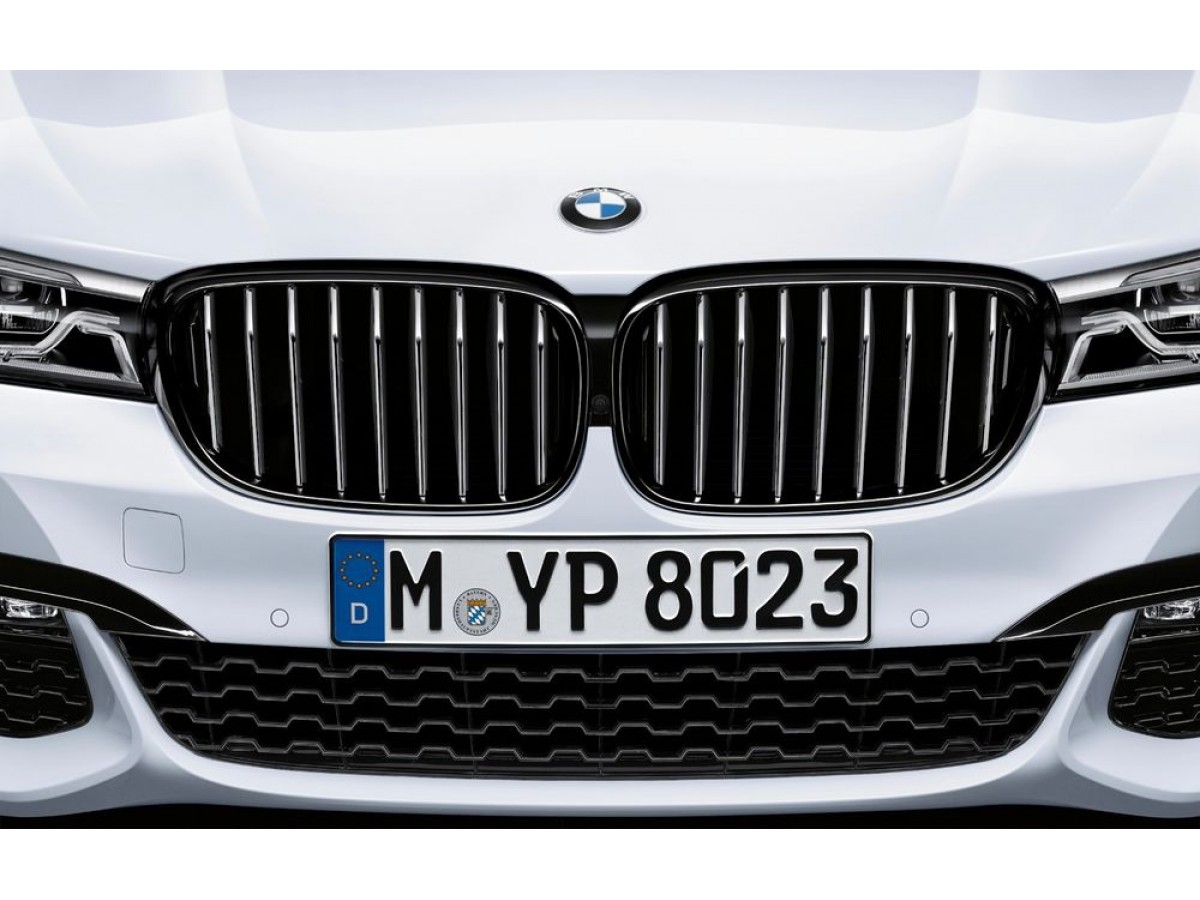 Bmw G11 G12 Gloss Kidney Grilles Grille