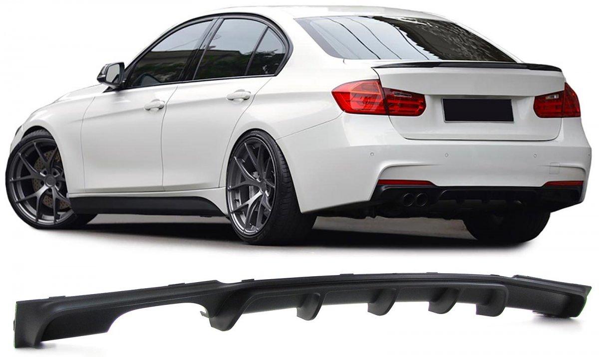 BMW F30 F31 Rear diffuser M Performance