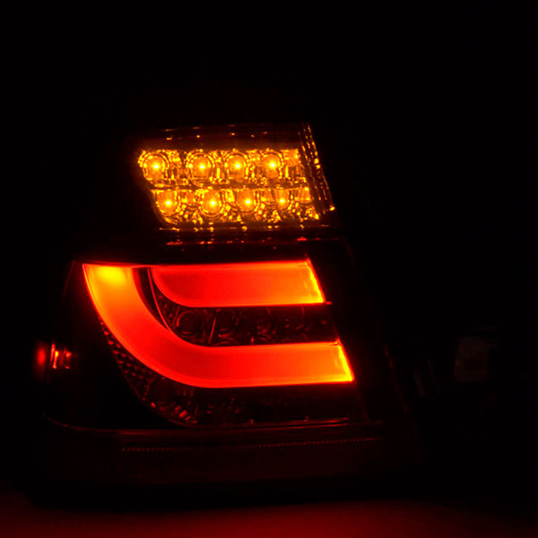 Bmw E46 Led Tail Lights Black 1998 2006