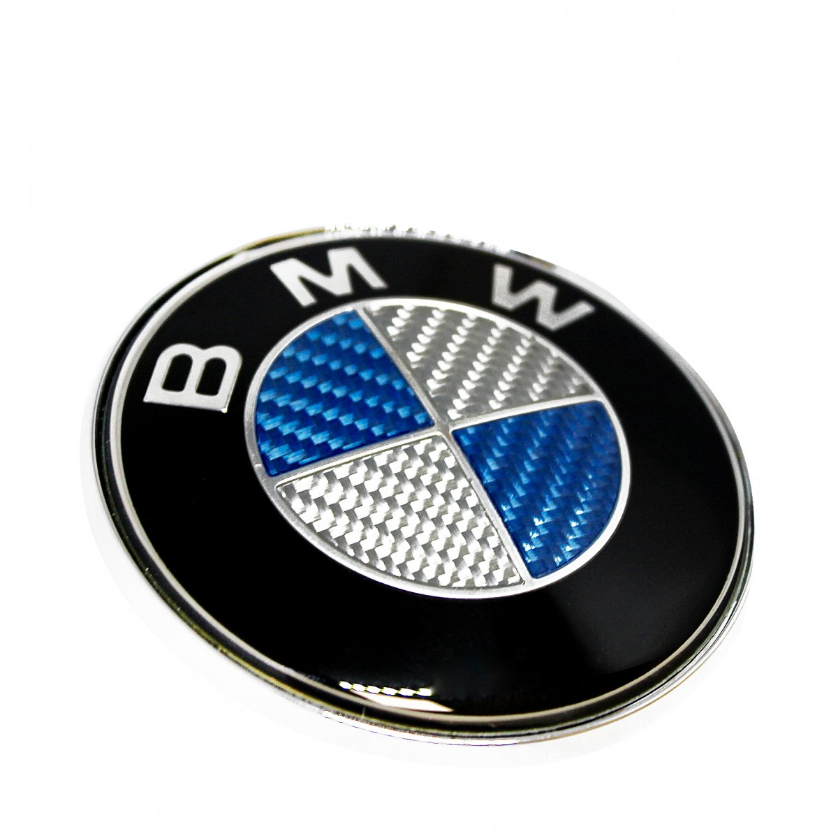 bmw emblem carbon fiber 82mm 74mm emblems. Black Bedroom Furniture Sets. Home Design Ideas