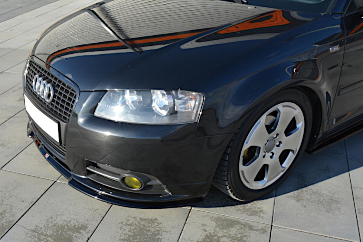 Audi A3 8p S Line Front Lip 2004 2008