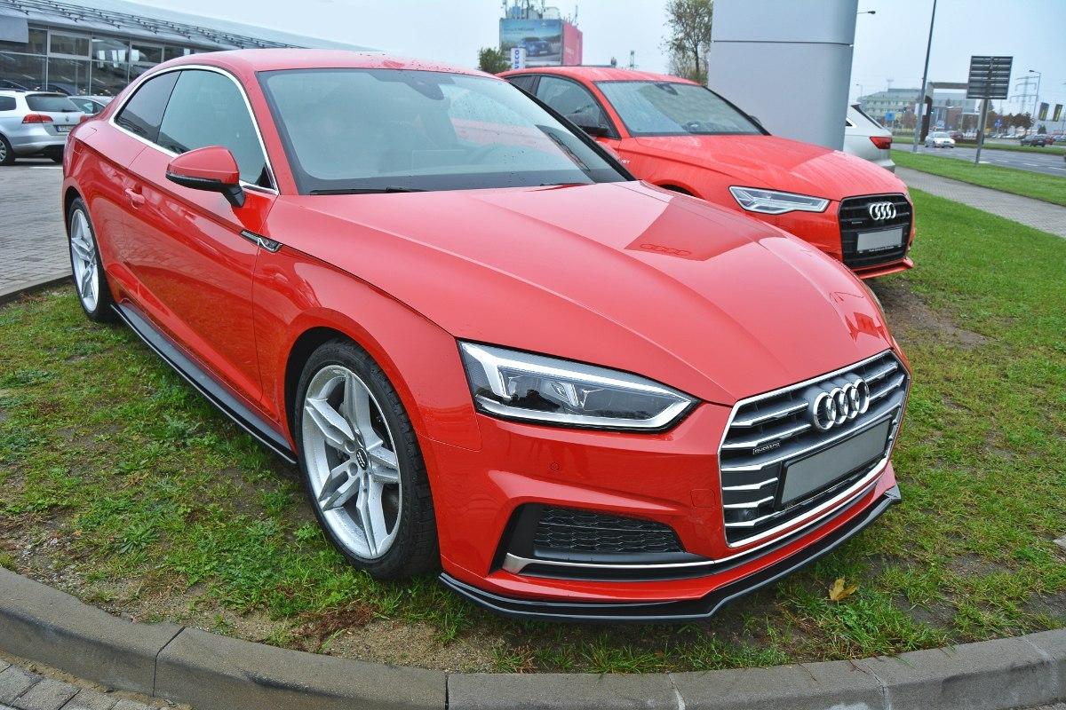Audi A5 S5 B9 Front Spoiler