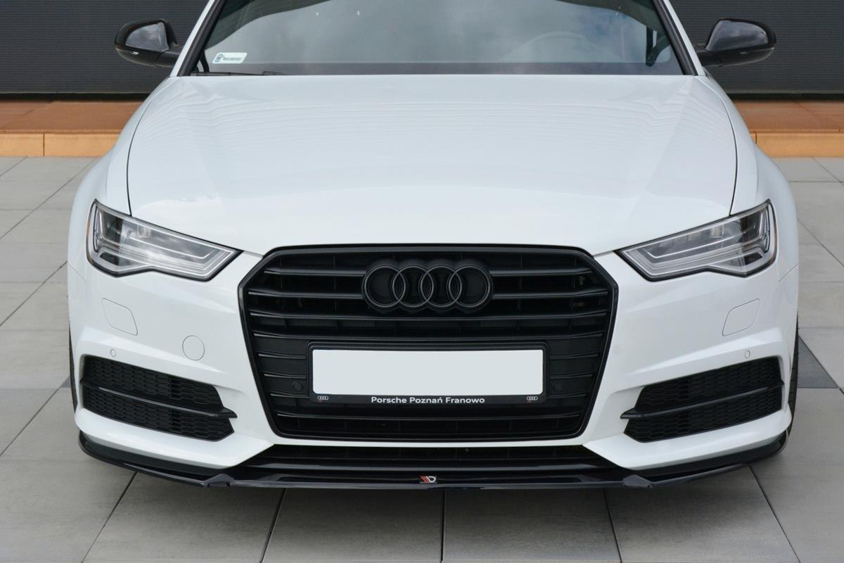 Audi A6 S6 C7 5 Front Lip 2015-2018