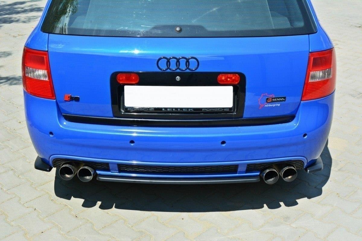 Audi RS6 C5 Rear Splitters 2002-2004 - Body Kit