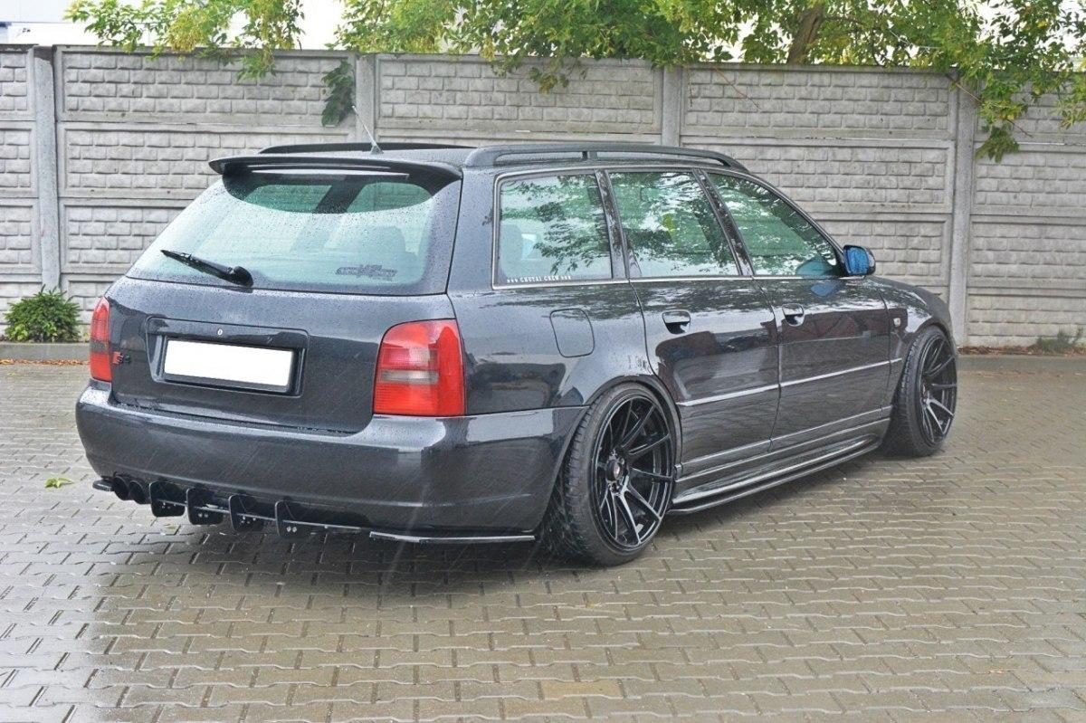 Audi S4 B5 >> Audi S4 B5 Rear Side Splitter