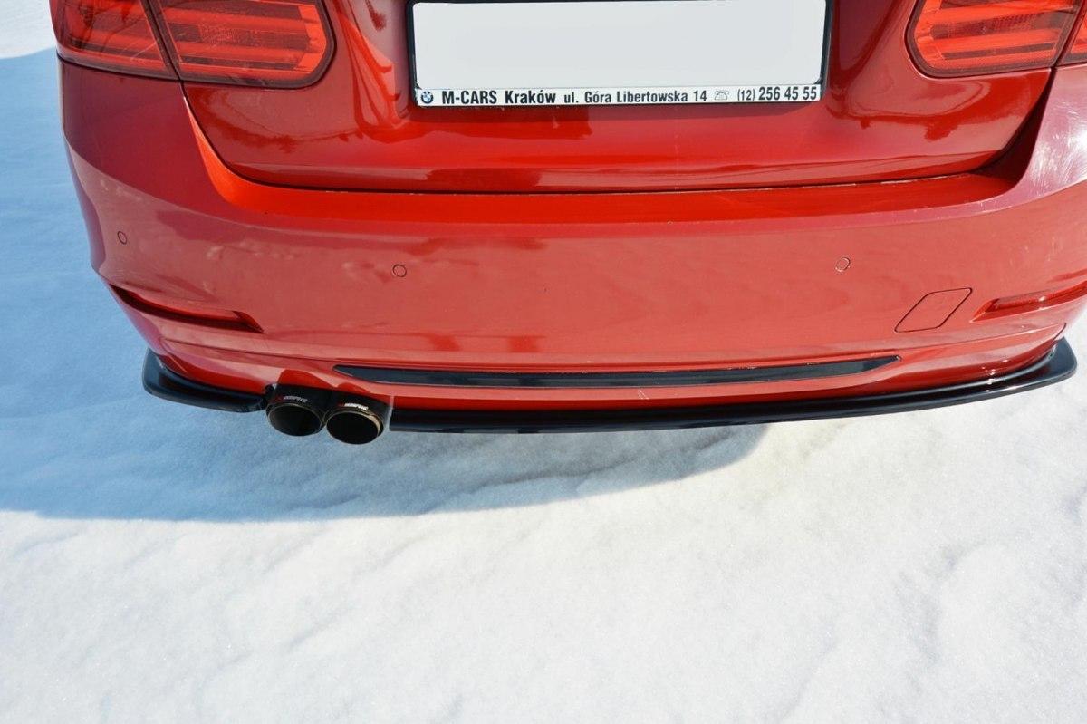 Bmw F30 Rear Side Splitters Body Kit