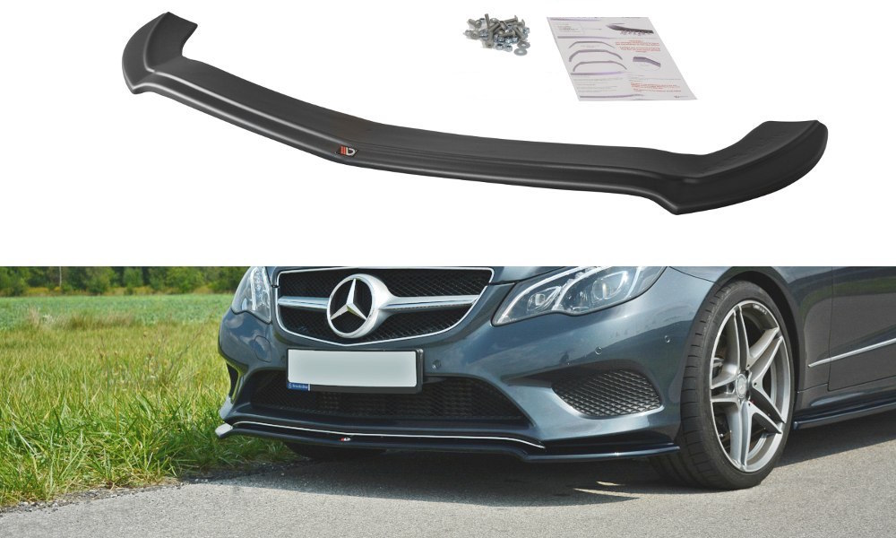 Mercedes W212 AMG Front Lip 2012-2017