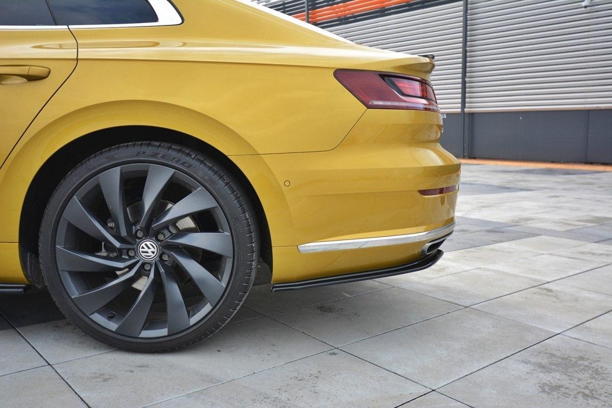Volkswagen Arteon Rear Side Splitters